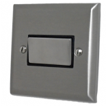 Spectrum Stainless Steel Fan Isolator Switches